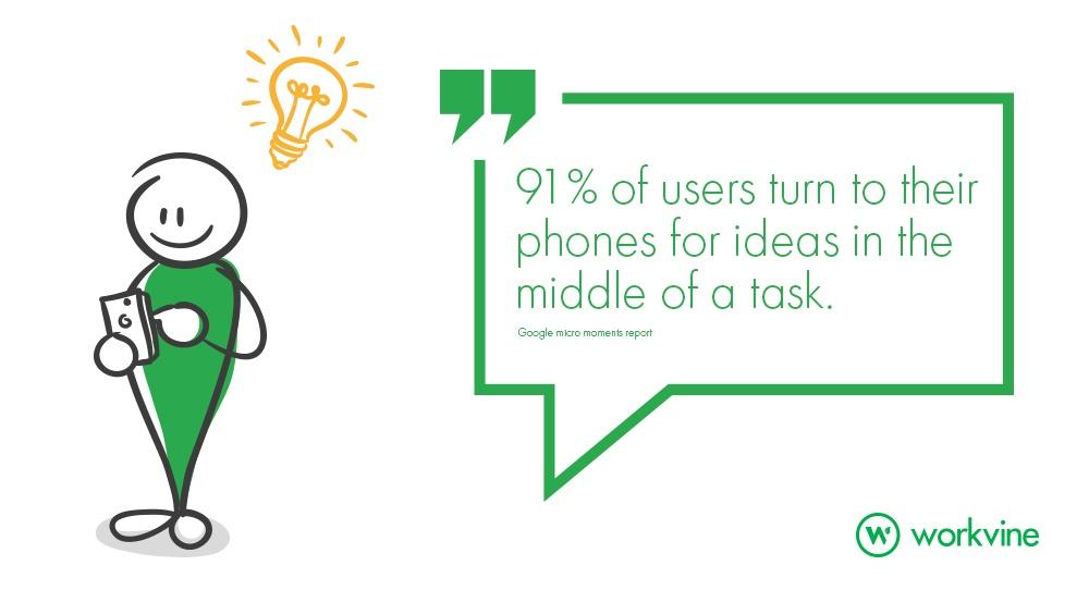 mobile, engagement, employee, idea